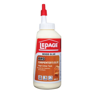 LePage Wood Glue Pro Carpenter's Glue