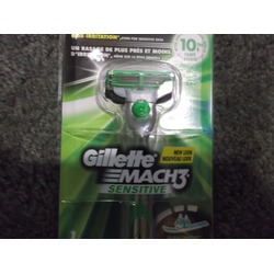 Gillette Mach Sensitive Razor