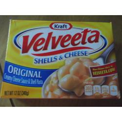 Kraft Velveeta Shells & Cheese