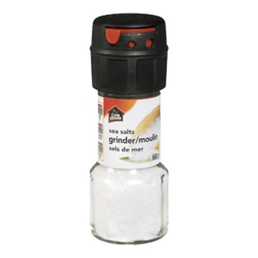 McCormick's Club House Sea Salts Grinder