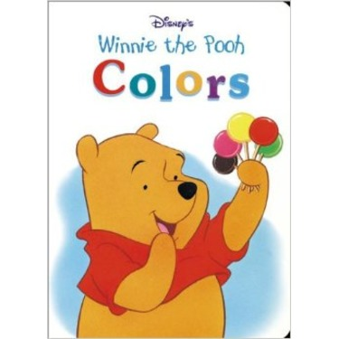 Winnie the Pooh Colors