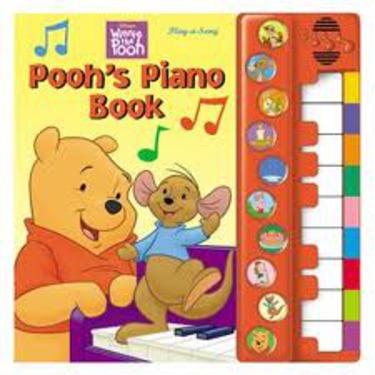 Pooh's Piano Book