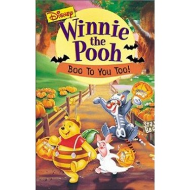 Winnie the Pooh Boo To You Too!