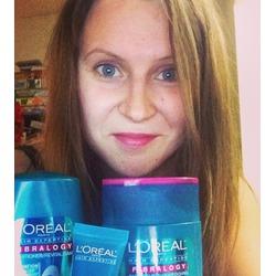 L' Oreal Fibrology Shampoo