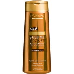 L'Oreal Sublime Bronze Dual Action Moisturizer