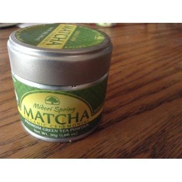 Midori Spring - Organic Green Matcha Tea