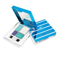 Lise Watier Sea Belle Eye Shadow Quartet in Lagoon