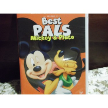 Best Pals-Mickey & Pluto Volume 12