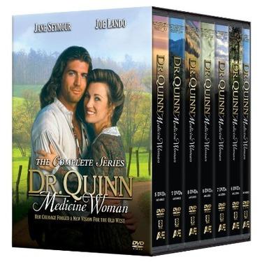 Dr. Quinn Medicine Woman (1993-1998)