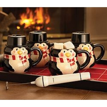 BonJour Coffee and Tea Mini Milk Frothers