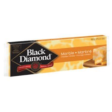 Black Diamond Marble Cheese