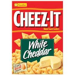 Cheez-it White Cheddar
