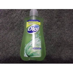 Dial Anti-Bacterial Liquid Soap/Aloe