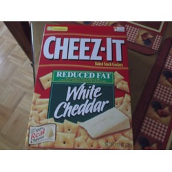 Cheez-it Reduced Fat White Cheddar