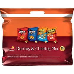 Doritos & Cheetos Snack Bags