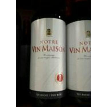 Notre Vin Maison Red Wine