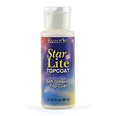 DecoArt Star Lite Top Coat