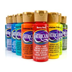 Americana DecoArt Paints