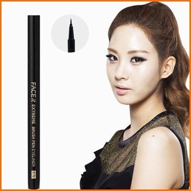 TheFaceShop Faceit extreme brush pen eyeliner