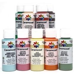 Delta Ceramcoat Acrylic Paints