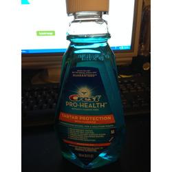 Crest Pro-Health Tarter control mouthwash