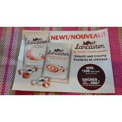 Lancaster soft caramels