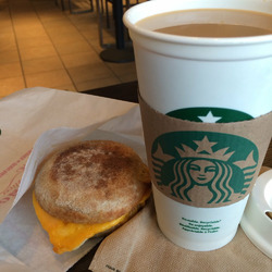 Starbuck's Coffee True North Blend