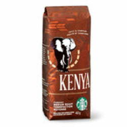Starbuck's Coffee Kenya