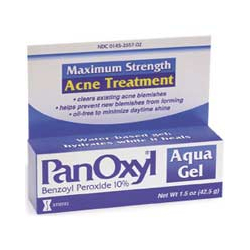 PanOxyl Aqua Gel Acne Treatment reviews in Acne Treatment