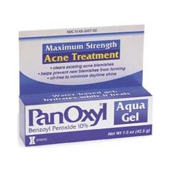 PanOxyl Aqua Gel Acne Treatment