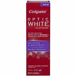 Colgate White Platinum