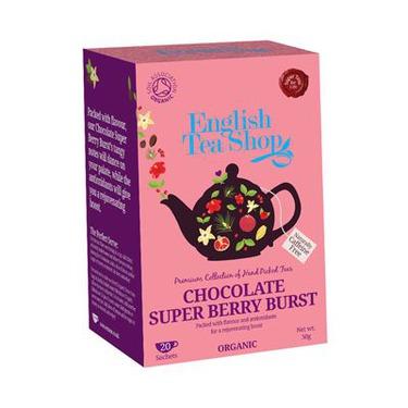 English Tea Shop - Chocolate Super Berry Burst