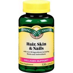 Hair, Skin and Nail Vitamins