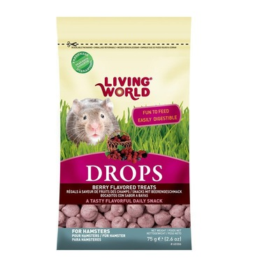 Living World Drops — Berry Flavoured Treats