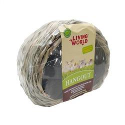 Living World Hangout Grass Hut
