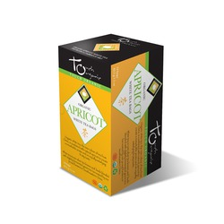 Touch Organic - Apricot White Tea