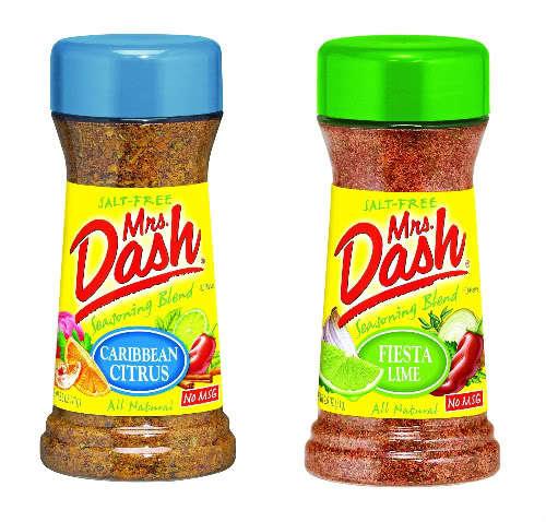 Is mrs dash healthy