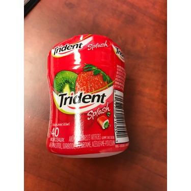Trident Splash Strawberry Kiwi Gum