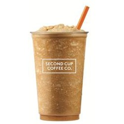 Second Cup Coffee Co. Frappé