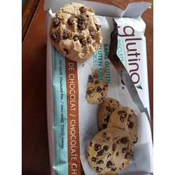 Glutino Chocoate Chip Cookies