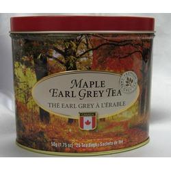 Canada True Maple Earl Grey Tea