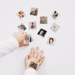 Picattoo - Temporary Tattoos from your Instagram
