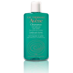 Avene Cleanance Soap-Free Facial Gel Cleanser