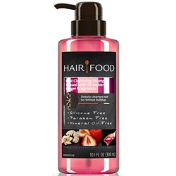 Clairol Hair Food Strawberry Ginger Cleansing Shampoo