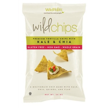 Wildchips Kale & Chia