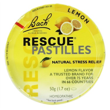 Bach Rescue Remedy Natural Stress Relief