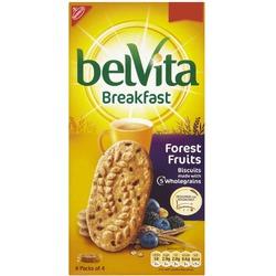 BelVita Breakfast Forest Fruit Biscuits