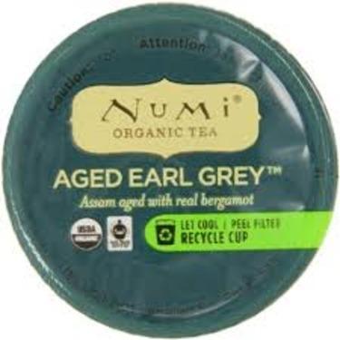 Numi Organic Tea Aged Earl Grey K-Cup Pods