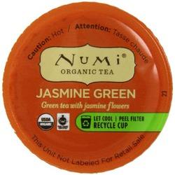 Numi Organic Tea Jasmine Green K-Cup Pods