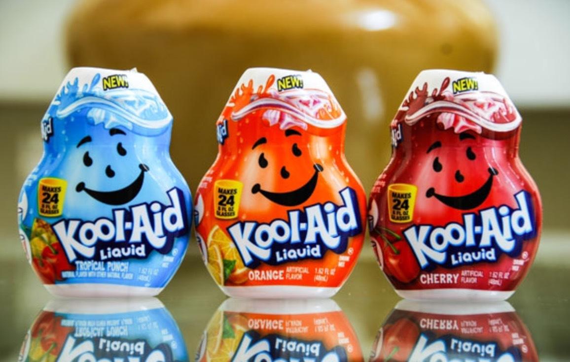 Kool Aid Liquid Drink Mix Orange Reviews In Juice